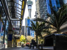 Four Points by Sheraton Auckland, hotel in Auckland