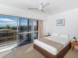 Motel on Gregory, hotel near Roma Street Parklands, Brisbane