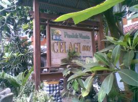 Celagi Inn, hotel in Padangbai