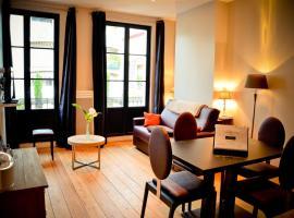 Bordo'Appart Hoya Bella, apartment in Arcachon