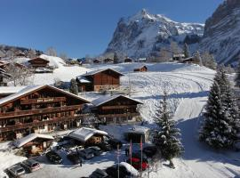 Alpenhof, hotel in Grindelwald