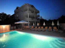 Apartments Klelija, apartamento en Zadar