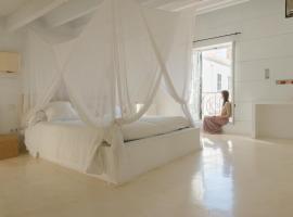 Hotel Tres Sants, hotel en Ciutadella