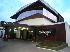 Hotel Mirage, hotel in Vilhena