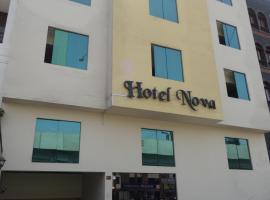 Hotel Nova, hotel near Monterrico Racecourse, Lima