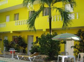 Coco Hotel, отель в городе Сосуа