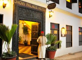 Dhow Palace Hotel, hotel in Zanzibar City