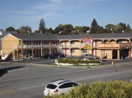 Budget Inn Santa Cruz, motel in Santa Cruz