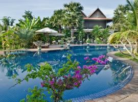 Battambang Resort, hotel near Bamboo Train Battambang, Battambang