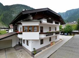 Ferienwohnung Fankhauser, Ferienwohnung in Mayrhofen