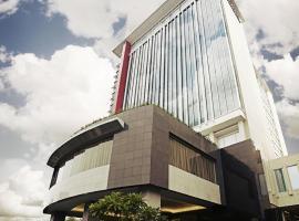 The Premiere Hotel Pekanbaru, hotel near Sultan Syarif Kasim II International Airport - PKU, Pekanbaru