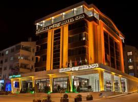 فندق وسبا غوروكلي أوروك ، فندق في غوروكلِه
