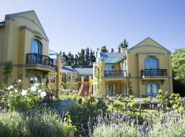 Franschhoek Country House & Villas, hotel in Franschhoek