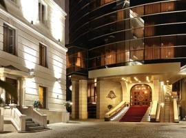 Nobil Luxury Boutique Hotel, hotel in Chişinău