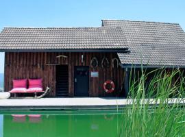 Art-Lodge, Hotel in der Nähe von: Affenberg Landskron, Afritz am See