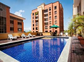Armenia Hotel, отель в городе Армения