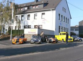 Hotel Laacher Lay, Hotel in der Nähe von: Burg Eltz, Mendig