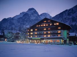 Bernerhof Swiss Quality Hotel, hotel in Kandersteg