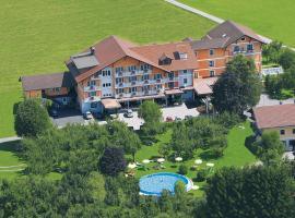 Hotel Pachernighof, отель в городе Фельден-ам-Вёртерзе