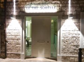 Affittacamere le Tre Sorelle, bed & breakfast a Sirolo