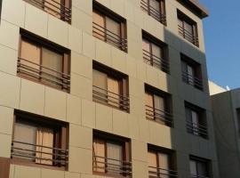 Velvet Inn Jeddah, apart-hotel em Jeddah