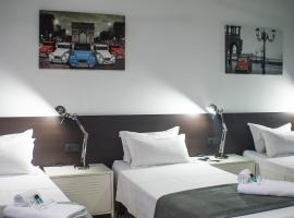 Quart Youth Hostel & Apartments, hotel in Valencia