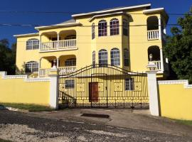 Pura Vida Jamaica, accessible hotel in Falmouth