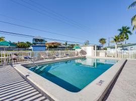 Fountain Cottages Inn, beach hotel in Fort Myers