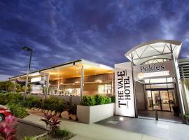 Vale Hotel, hotel near Billabong Sanctuary, Townsville