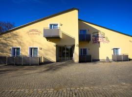 Boardinghouse Schellenberg, hotel in Donauwörth