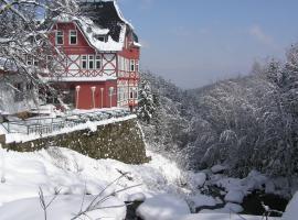 Hotel Steinerne Renne, hotel in Wernigerode