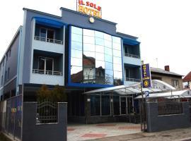 Hotel Il Sole, hotel u gradu Berane