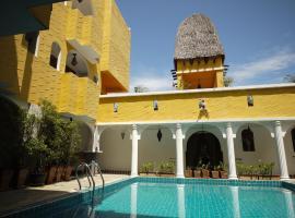 Riad Hua Hin, hotel near Hua Hin - Pattaya Ferry, Hua Hin