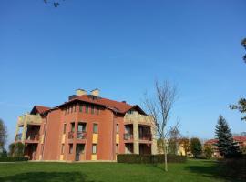 Birdland Villapark, hotel Bükben