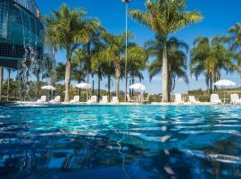 Oscar Inn Eco Resort, hotel em Águas de Lindoia