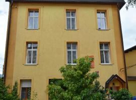 Residence Salvia, hotel poblíž významného místa Vlakové nádraží Liberec, Liberec