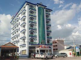 Emerald BB Battambang Hotel, hotel in Battambang