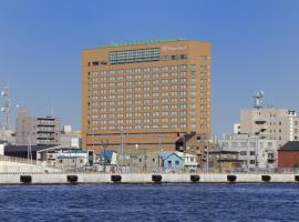 釧路プリンスホテル、釧路市のホテル