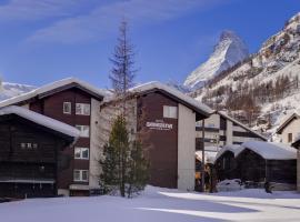 Hotel Sarazena, hotel in Zermatt