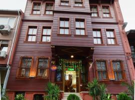 Le Safran Suite Hotel, bed & breakfast στην Κωνσταντινούπολη