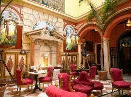 Hotel Ateneo Sevilla, hotel en Sevilla