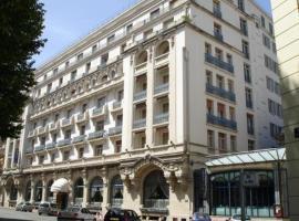 Hôtel Aletti Palace, hôtel à Vichy