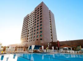 Leonardo Hotel Negev, hotel in Beer Sheva