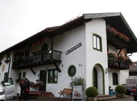 Ferienwohnungen Gästehaus Sonnenkreis, Ferienwohnung in Ruhpolding
