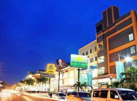 Wiltop by BENCOOLEN, hotel in Jambi