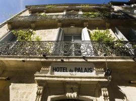 Hotel du Palais, hotel near Parc des Expositions de Montpellier, Montpellier