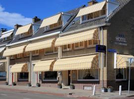 Sleeping by Van Beelen, budget hotel in Katwijk