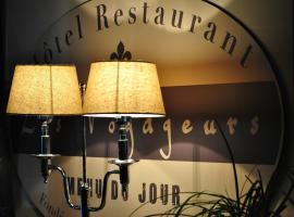 Hotel Les Voyageurs, hotel in Les Sables-d'Olonne