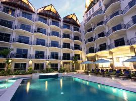 Oceano Boutique Hotel & Gallery, apartment in Jacó