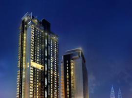 Fraser Residence Kuala Lumpur, íbúðahótel í Kuala Lumpur